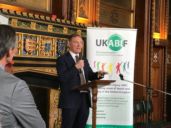 UKABIF at Parliament