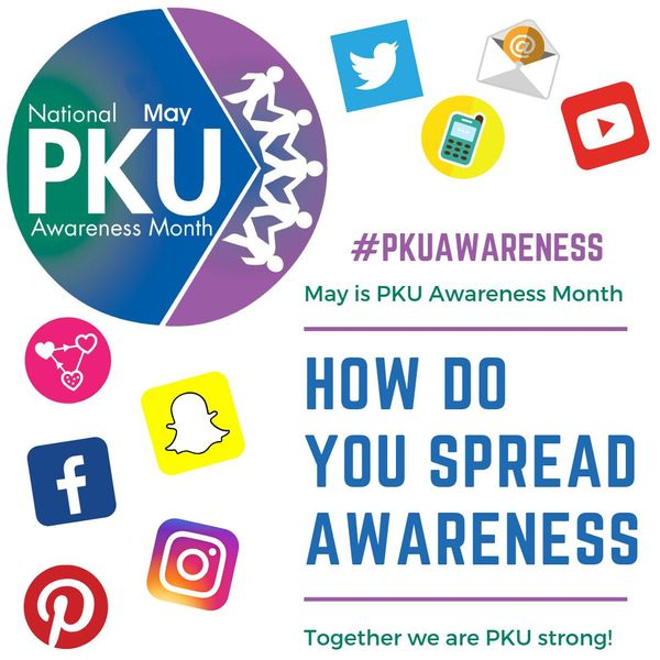 PKU Awareness Month Challenge